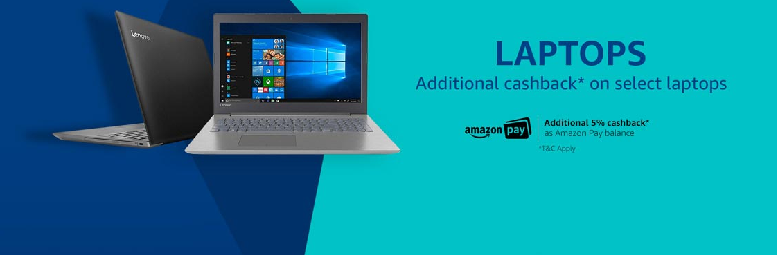 buy laptops amazon