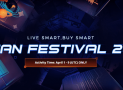 Mi Fan Festival Sale is Live – Get upto 50% OFF On Mi Products